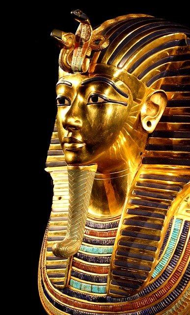 Le pharaon Toutankhamon
